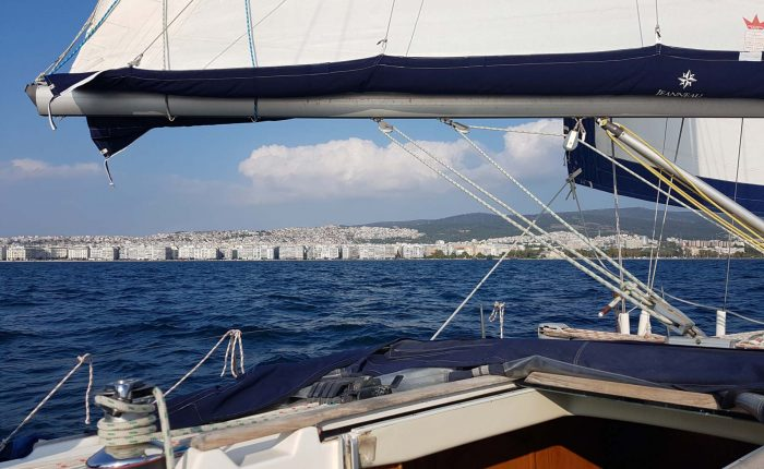 Sailing Cruise in Thessaloniki Bay