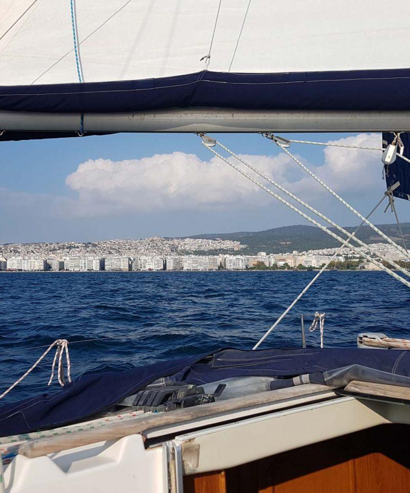 Sailing Cruise in Thessaloniki Bay