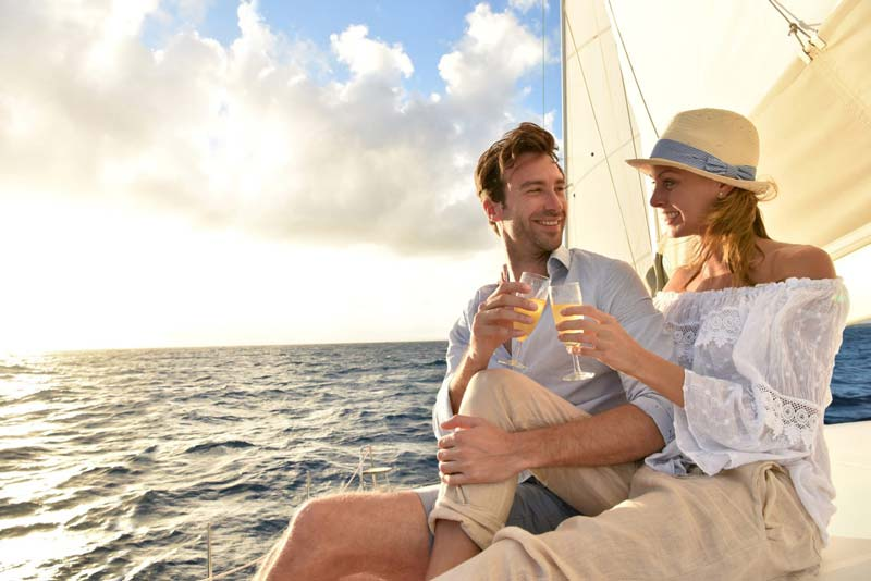 Romantic Sailing Experience