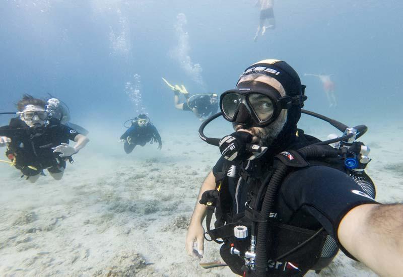 Scuba Diving Retreat