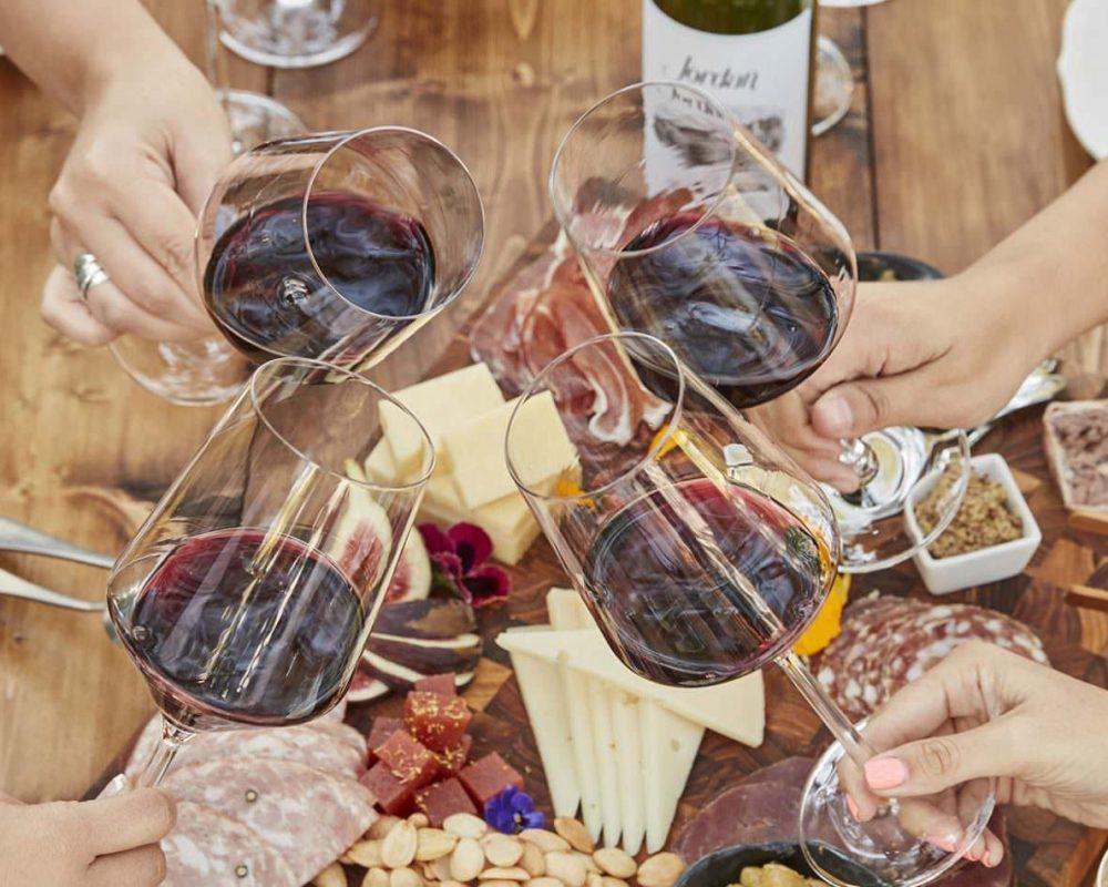 Wine Tasting on Board
