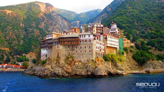 Mount Athos Cruises