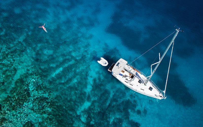 Sailing cruises in Chalkidiki