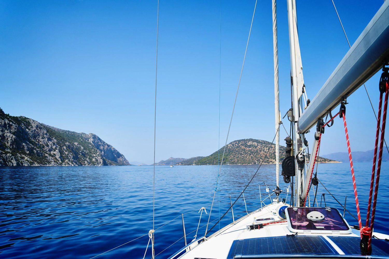 Sailing charters in Halkidiki