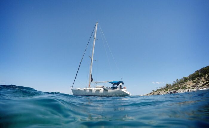 2 Days 1 Night Sailing trip to Porto Koufo