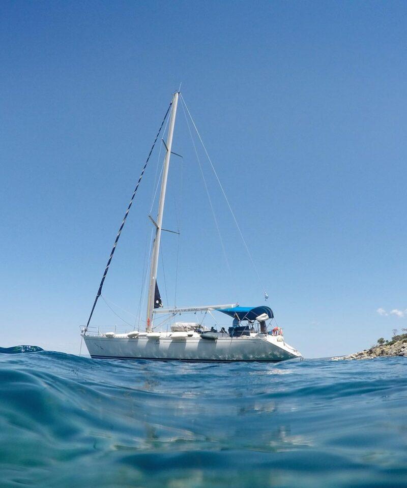 2 Days 1 Night Sailing trip to Porto Koufo